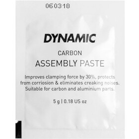Dynamic Carbon Assembly - 5g blanc
